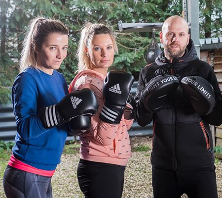 Kickbokslessen | Feelgood Fabriek